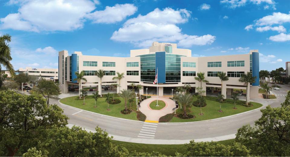 Memorial Miramar Hospital OBGYN Doctor Alicia Acon Onstetrician Gynecology